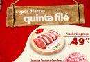 Quinta Filé no Supermercado Santa Terezinha de Lucélia – Informe Publicitário