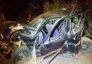 Acidente de trânsito deixa uma vítima fatal e quatro vítimas leves pela  SP-563 em Tupi Paulista