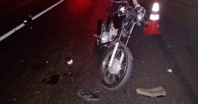 Motociclista de Parapuã morre em acidente na Rodovia Comandante João Ribeiro de Barros