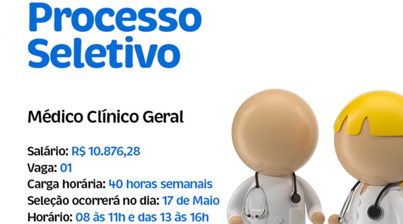 Prefeitura de Lucélia realiza Processo Seletivo para área da Saúde