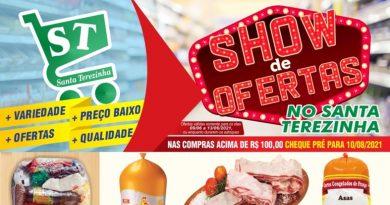 Ofertas Especiais da Semana no Supermercado Santa Terezinha de Lucélia – Informe Publicitário