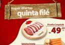 Super Quinta Filé do Supermercado Santa Terezinha de Lucélia – Informe Publicitário